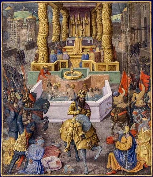 Prise de Jrusalem par Hrode le Grand